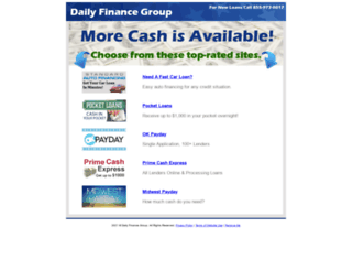 listings2.dailyfinancegroup.com screenshot