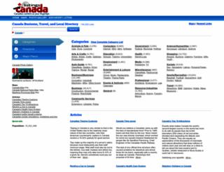listingsca.com screenshot