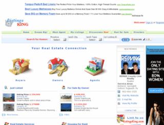 listingsking.com screenshot
