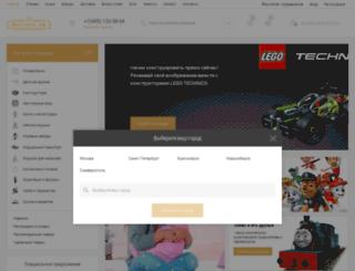 listogi.ru screenshot