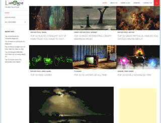listogre.com screenshot