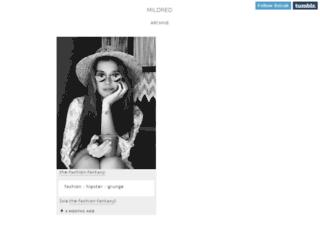listrak.tumblr.com screenshot