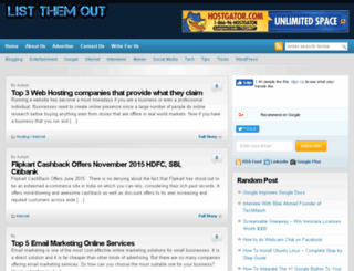 listthemout.com screenshot