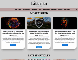 litairian.com screenshot