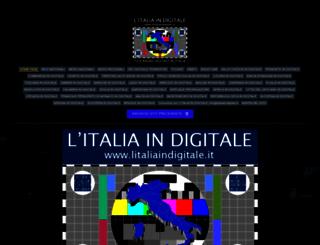 litaliaindigitale.it screenshot