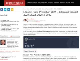 litecoiner.net screenshot