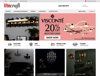 litecraft.co.uk screenshot