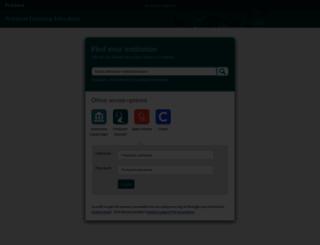literature.proquestlearning.com screenshot