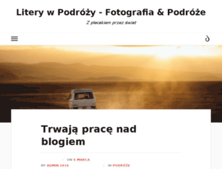literywpodrozy.pl screenshot