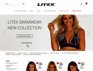 litex.sk screenshot
