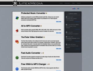 litexmedia.com screenshot