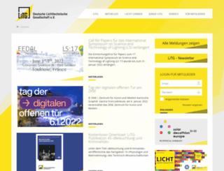 litg.de screenshot