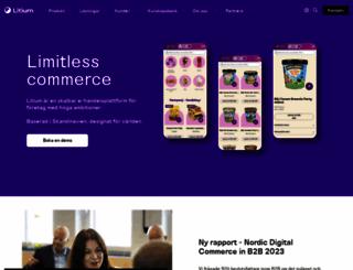 litium.se screenshot