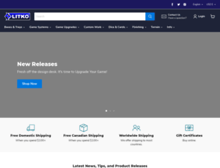 litko.net screenshot