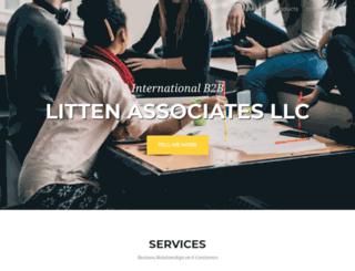 litten.com screenshot