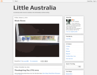 littleaustralia.blogspot.fr screenshot
