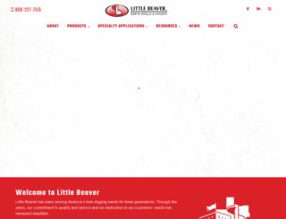littlebeaver.com screenshot