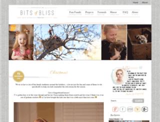 littlebitsofbliss.blogspot.com screenshot