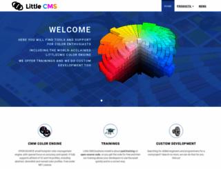 littlecms.com screenshot