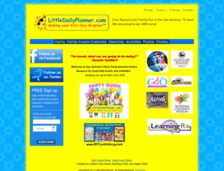 littledailyplanner.com screenshot