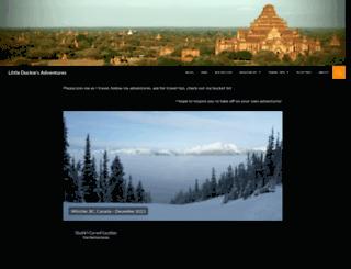littleduckie.com.au screenshot