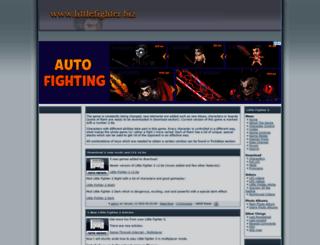 littlefighter.biz screenshot