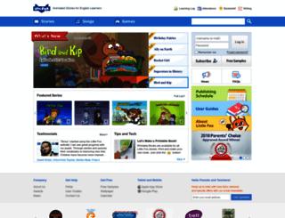 littlefox.com screenshot