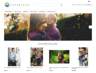 littlefrog.pl screenshot