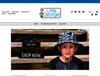littlegeorgie.com.au screenshot