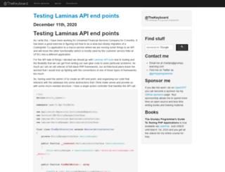 littlehart.net screenshot