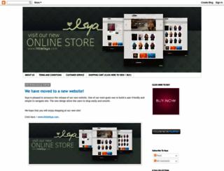 littleilsya.blogspot.com screenshot