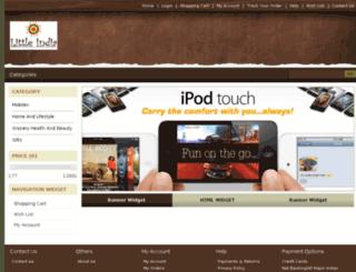 littleindia18.dhamaal.com screenshot