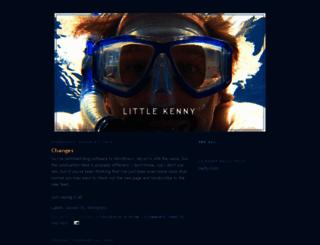 littlekenny.com screenshot