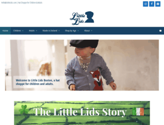 littlelids.com screenshot
