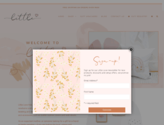 littlelovekids.com screenshot