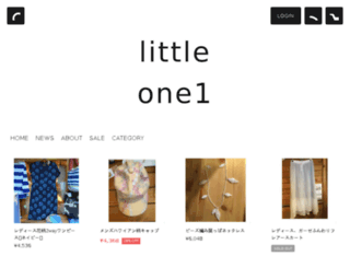 littleone1.com screenshot