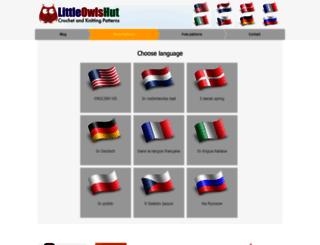 littleowlshut.com screenshot