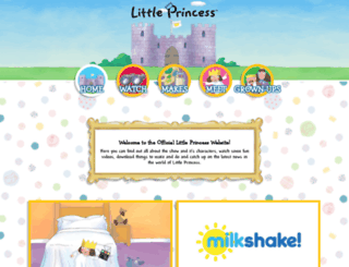 littleprincesskingdom.com screenshot