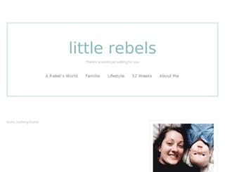 littlerebels.de screenshot