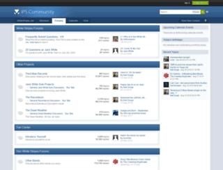 littleroom.whitestripes.net screenshot