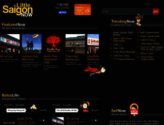 littlesaigonnow.com screenshot
