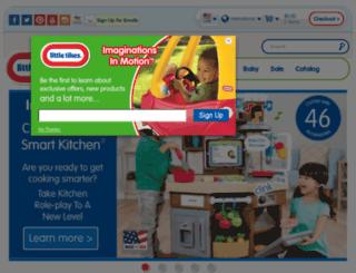 littletikeschildcare.com screenshot