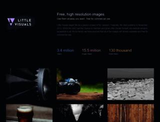 littlevisuals.co screenshot
