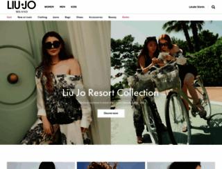 liujo.com screenshot