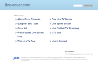 live-cover.com screenshot