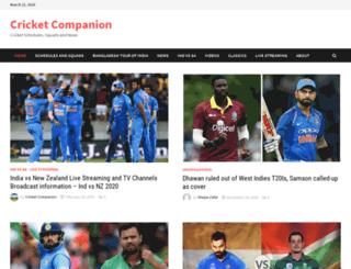 live-cricket.cricvid.in screenshot