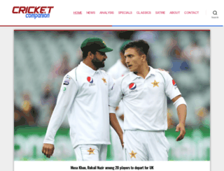 live-crickett.cricvid.in screenshot