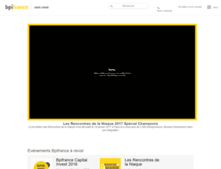 live.bpifrance.fr screenshot