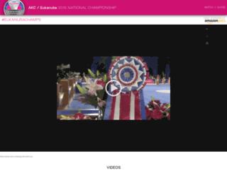 live.eukanuba.com screenshot