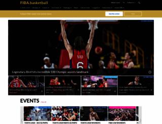 live.fibaeurope.com screenshot